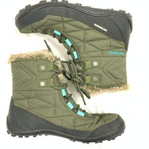 Columbia Minx Shorty Fur Lined Insulated Boots 7
